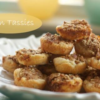Pecan Tassies – My Favorite Christmas Cookie