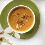 fruity nutty carrot soup by angela roberts
