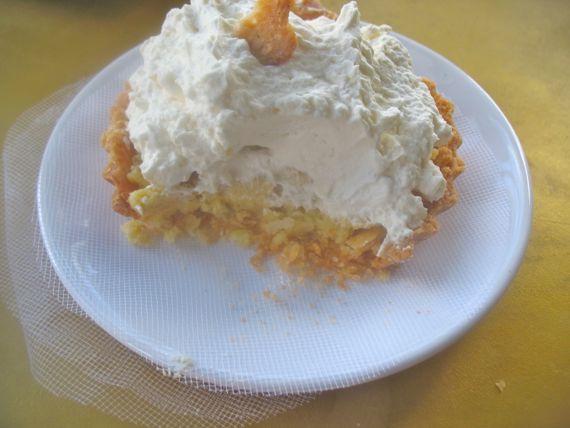 Banana Cream Pie or Banana Cream Tart