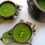 Brocoli Basil Soup