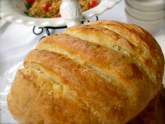 Rosemary Bread by Angela Roberts