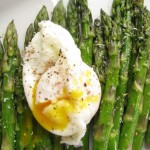 Carmella's Asparagus with Poached Egg