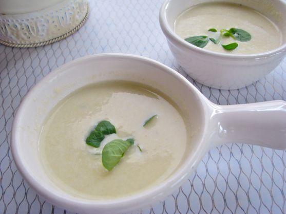 Velouté Du Barry –  Cream of Cauliflower Soup