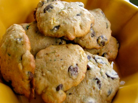 Post image for Zucchini Chocolate Chip Cookies