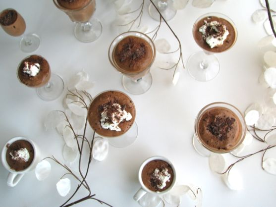 Chocolate Mousse by Angela Roberts