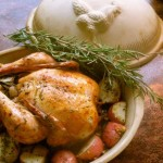 Slow-Roasted Rosemary Chicken Again and Again