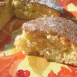 Happy Birthday – I made you an Olive Oil Cake