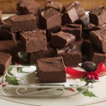 The Best Christmas Chocolate Fudge and Homemade Marshmallow