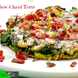 Cooking Italy – Tegliate di Biete:  Rainbow Chard Torte and Red to Remember Continues