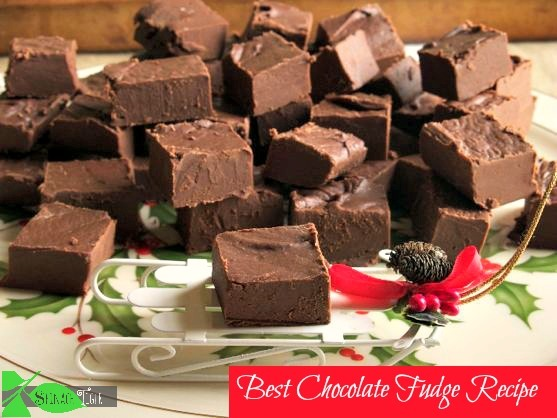 Chocolate Fudge by Angela Roberts