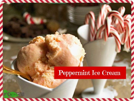 Peppermint Ice cream by angela roberts