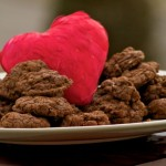Salty, Nutty Double Chocolaty Chocolate Cookies AKA Pecan Mudslides