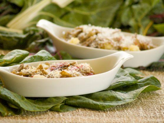 Pizzoccheri and Making Buckwheat Pasta