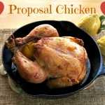 Cooking Italy: Cast Iron Roast Chicken with Lemons
