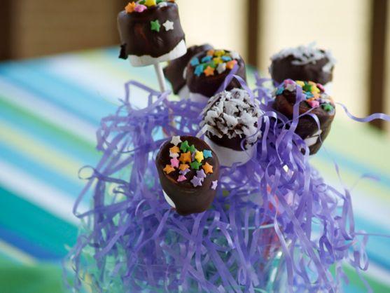 Marshmallo Pops