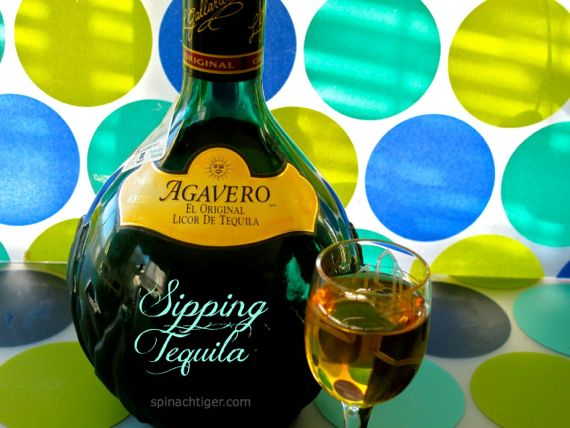 Agavero, a Sipping Tequila for Erina