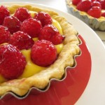 French  Raspberry Tart Recipe  and What Makes a Tart Crust Different from a Pie Crust