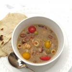 Snowcap Heirloom Bean Soup