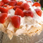 Pavlova and What to do with Left Over Egg Whites