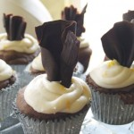 Well Fancy This: Chocolate Ribbon Cupcakes and How to Melt Chocolate