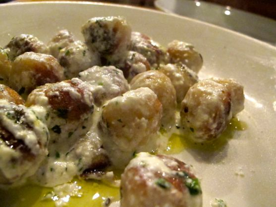 Bread Gnocchi at City House Restaurant in Nashville