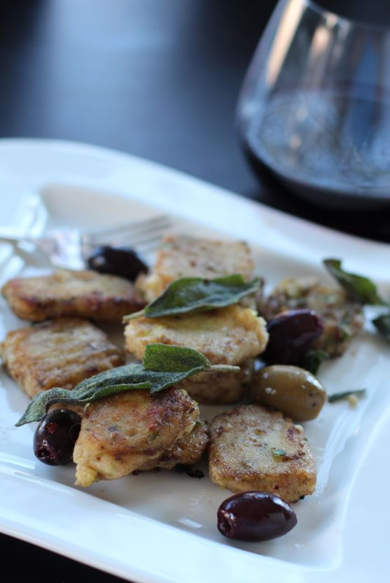 Brussells Sprouts Gnocchi