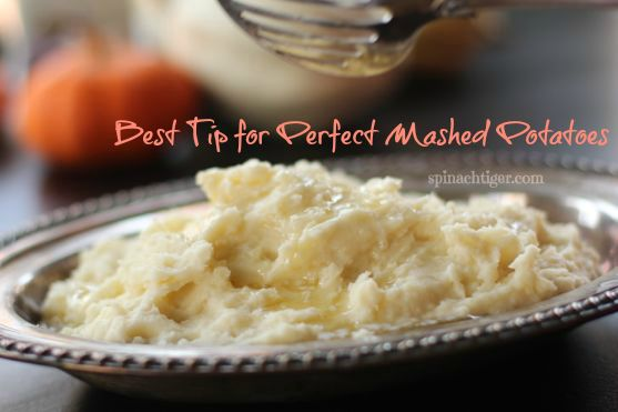 Perfect Mashed Potatoes by Angela Roberts