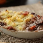 Beef & Veal Shepherd's Pie by Angela Roberts