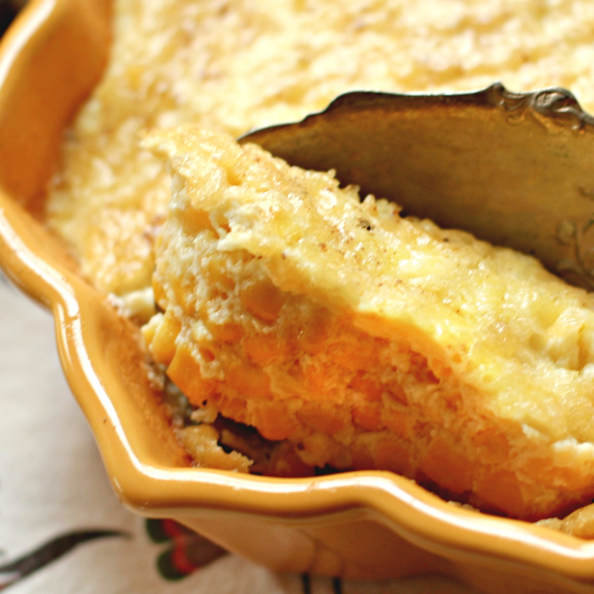 Pennsylvania Dutch Corn Pudding