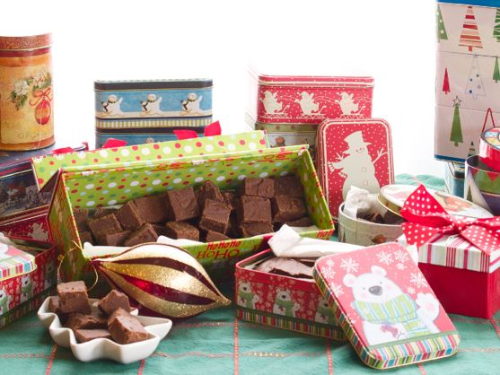 Christmas Fudge 2