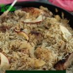 Skinny Pennsylvania Dutch Pork & Sauerkraut by angela roberts