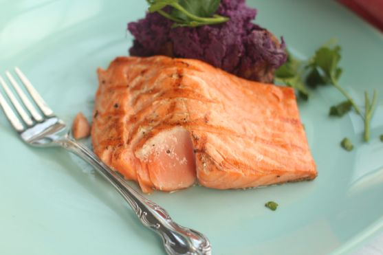 Post image for Skinny Grill Salmon that Tastes Like Butter