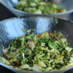 Brussels Sprouts Salad by Angela Roberts