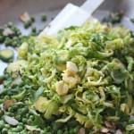 Shredded Brussels Sprouts Salad 2