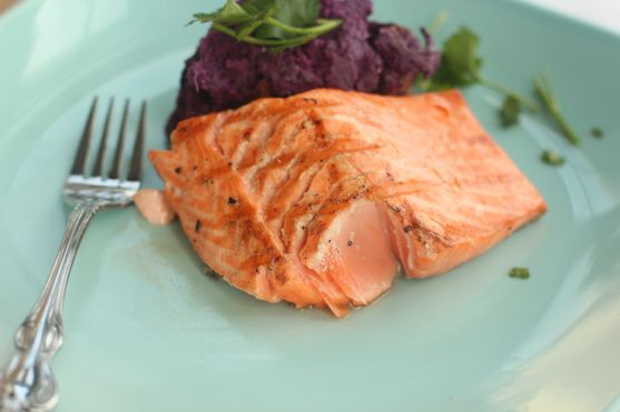 How to cook salmon perfectly by angela roberts