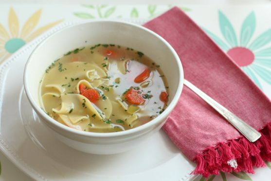 Chicken Noodle Soup by angela roberts