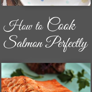 Skinny Grill Salmon that Tastes Like Butter