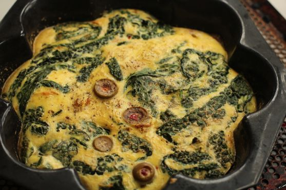 Easy heathy breakfasts with eggs by Angela Roberts