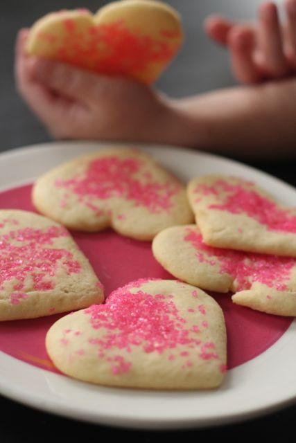 Valentine's Sugar Cookies 2