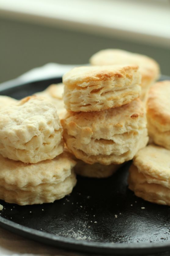 Post image for Best Southern Flakey Buttermilk Biscuits from a Biscuit Queen