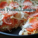 Sweet Potato Lasagna by angela roberts