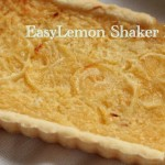 Lemon Shaker Pie by Angela Roberts