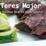 Teres Major a Filet Knock Off by Angela Roberts