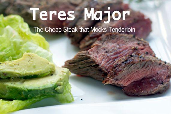 Teres Major Steak, a Filet Knock Off