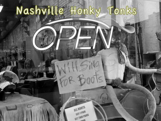 Post image for National Underground Burger and Nashville's Honky Tonks