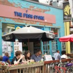 The Fish Store Toronto by Angela Roberts