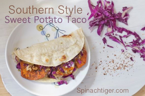 Sweet Potato Tacos by angela roberts
