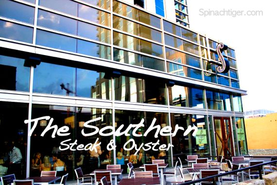 Nashville Brunch Places: The Southern from Spinach Tiger
