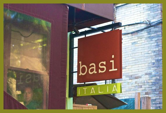 Basi Italia, Columbus,  Feels Like a Neighborhood Dinner Party
