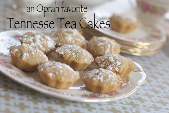 Post image for Tennessee T Cakes for a British Tea Party